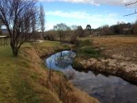 Tenterfield Creek in Winter