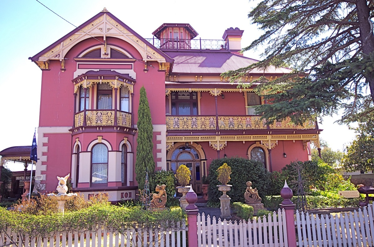 Historic Stannum House